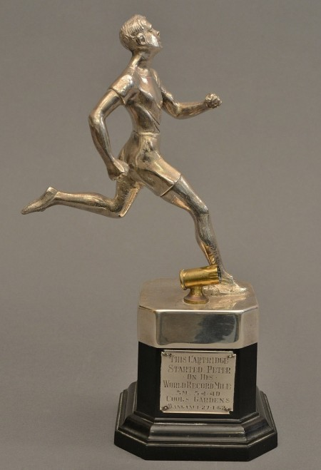 1. Peter Snell trophy